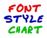 Fonts Made by TessS Embroidery